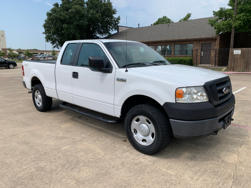 Ford F-150 2007 price $9,190