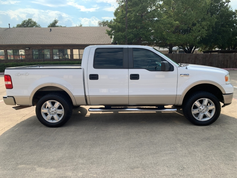 Ford F-150 2007 price $12,400