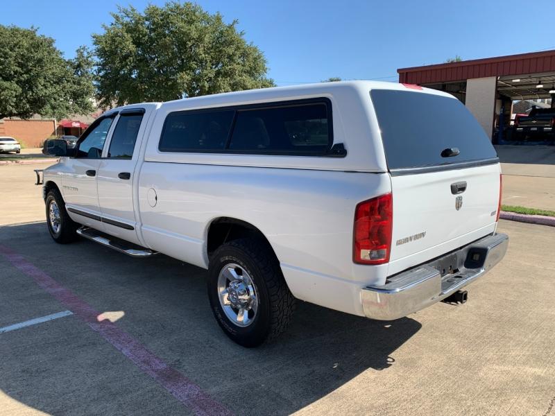 Dodge Ram 2500 2005 price $13,800