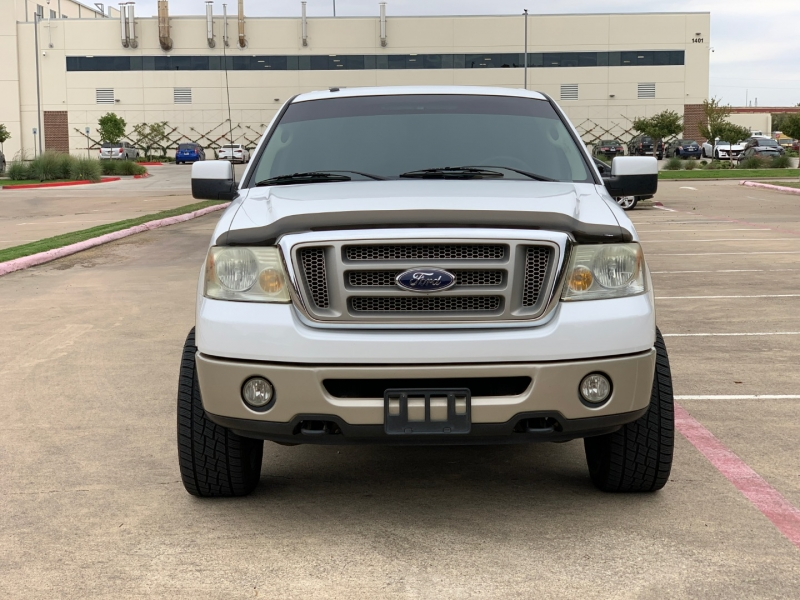 Ford F-150 2008 price $13,700
