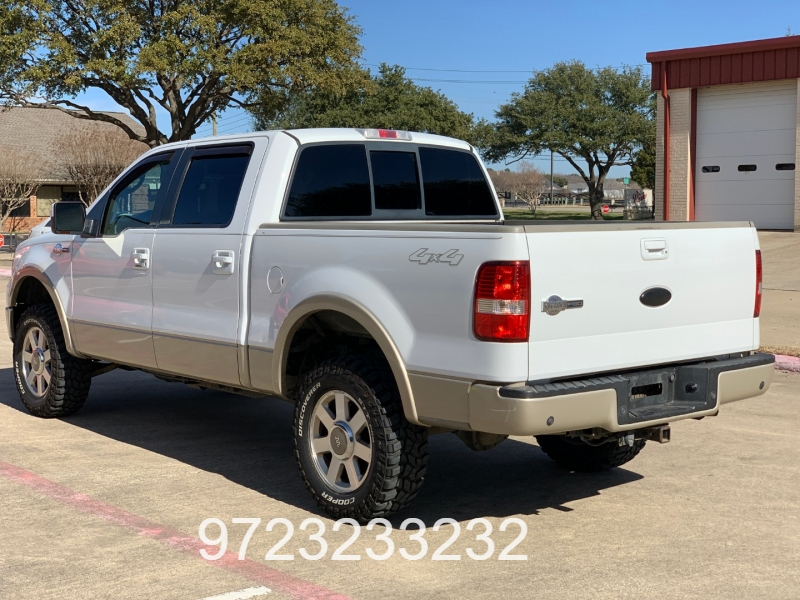 Ford F-150 2007 price $13,000