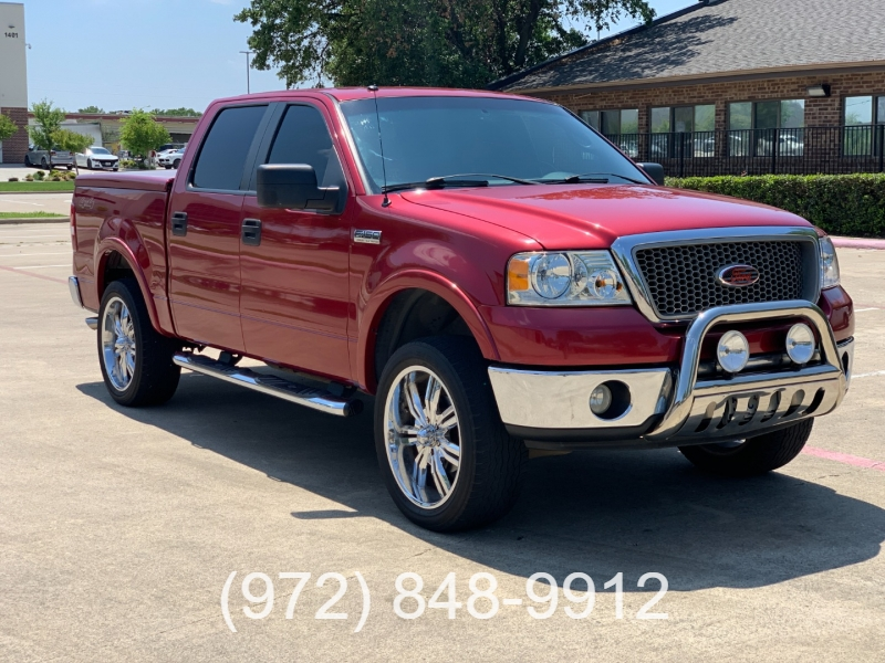 Ford F-150 2007 price $14,500