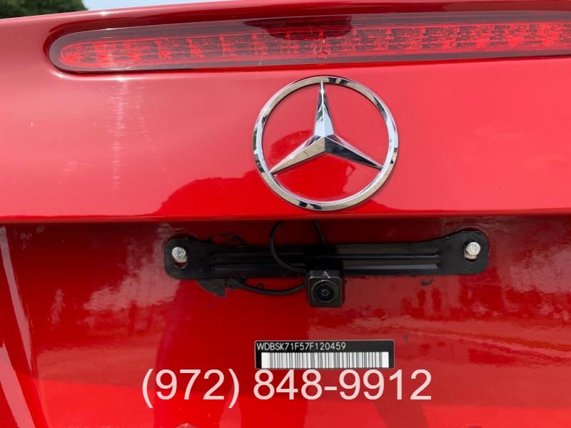 Mercedes-Benz SL-Class 2007 price $21,000