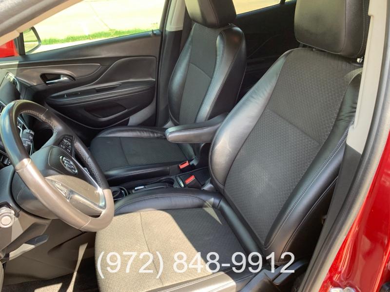 Buick Encore 2017 price $17,700