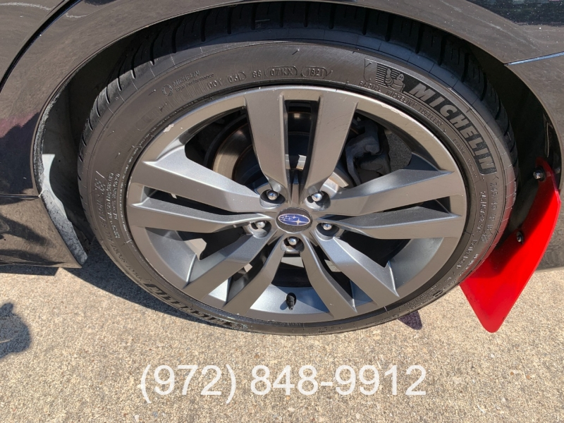 Subaru WRX 2017 price $22,000