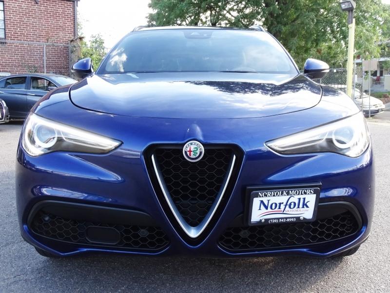 Alfa Romeo Stelvio 2018 price $31,500