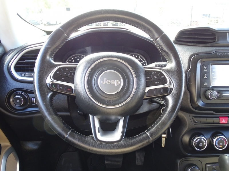 Jeep Renegade 2015 price $12,500