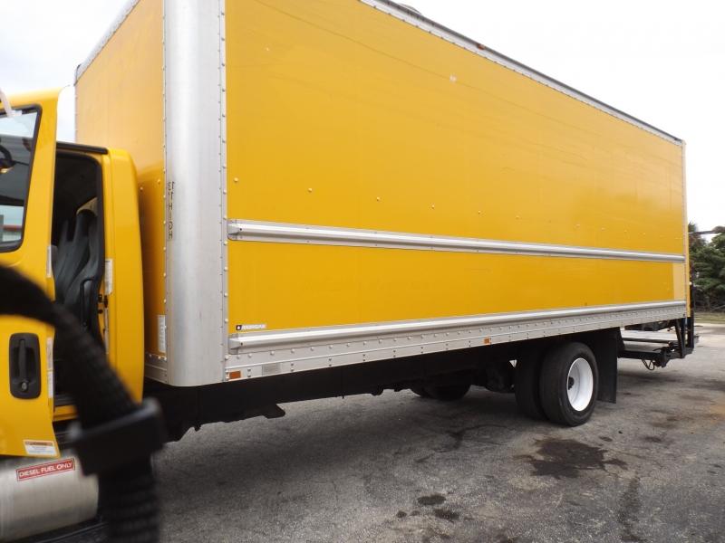 International 4300 BOX TRUCK 2011 price $22,990