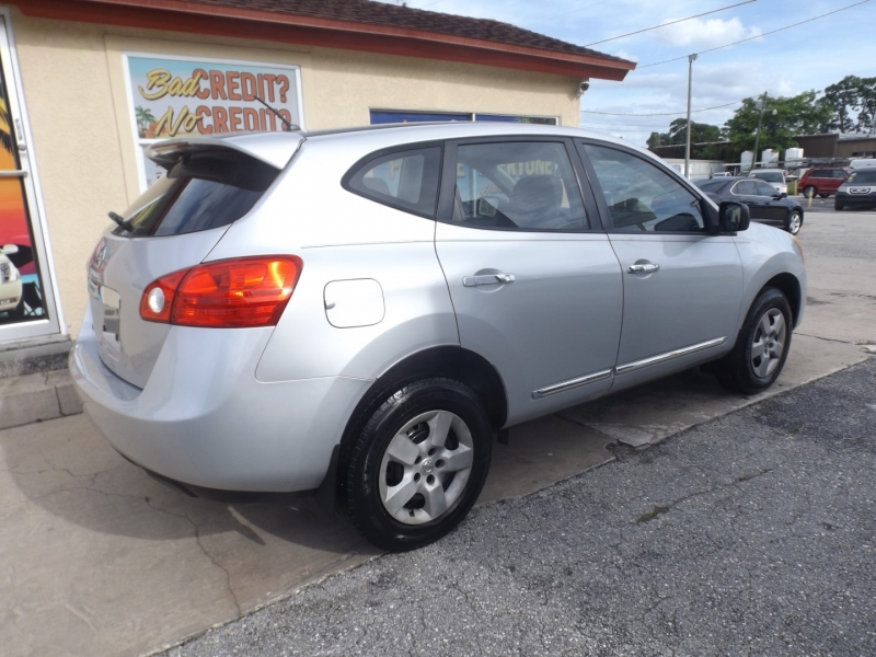 Nissan Rogue 2012 price $7,990