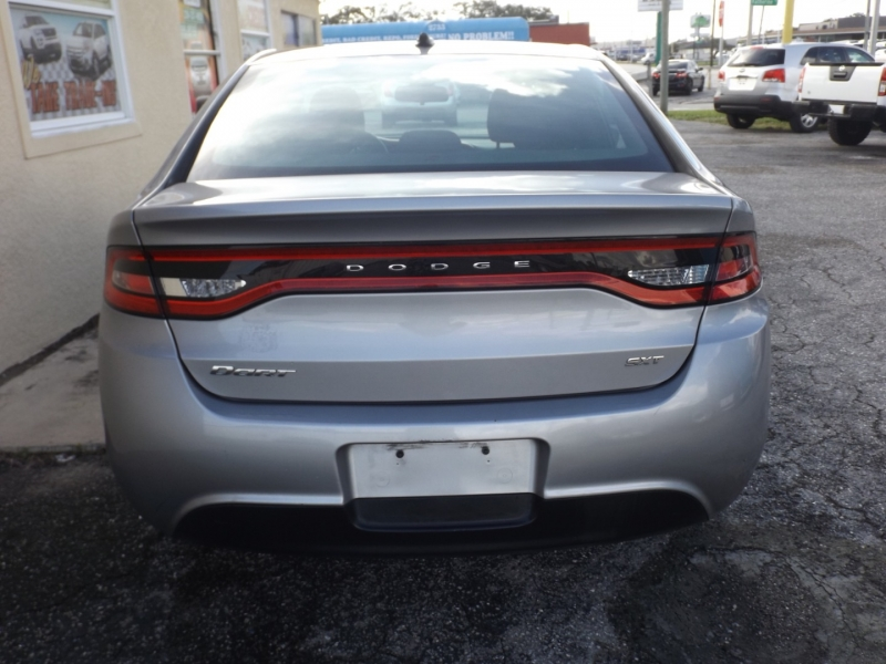 Dodge Dart 2015 price $9,990