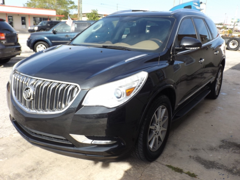 Buick Enclave 2014 price $14,990