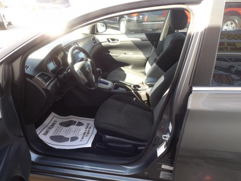 Nissan Sentra 2015 price $8,990