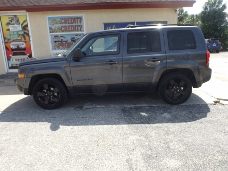 Jeep Patriot 2014 price $8,990