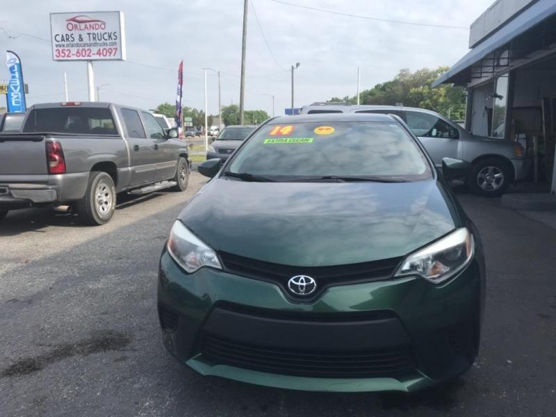 Toyota Corolla 2014 price $11,885