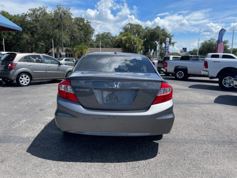 Honda Civic 2012 price $12,985