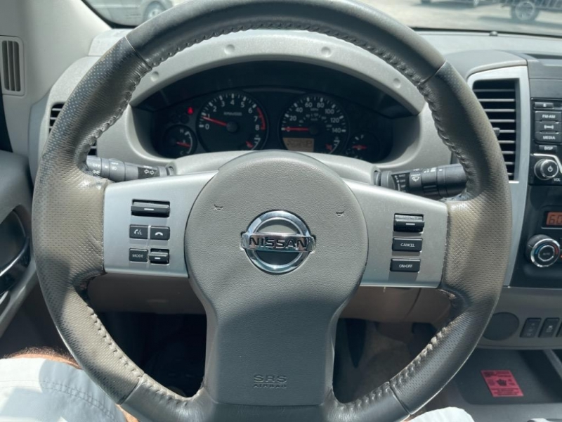Nissan Frontier 2016 price $17,455