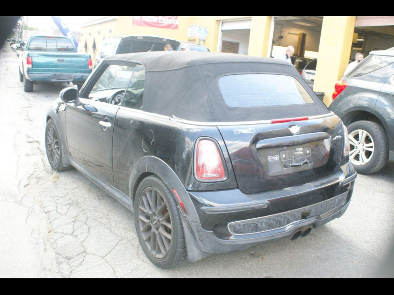 Mini Cooper Convertible 2010 price $1,995 Cash