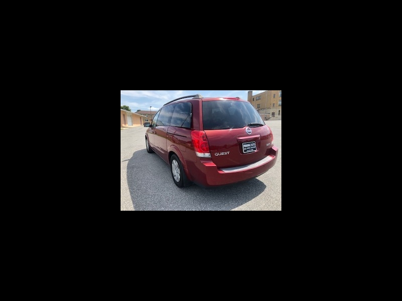 Nissan Quest 2006 price $3,495