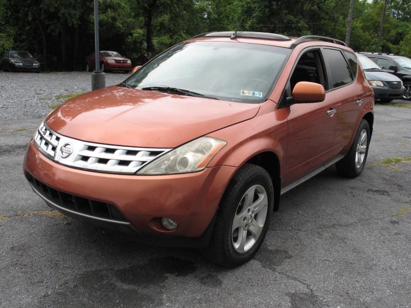 Nissan Murano 2003 price $2995