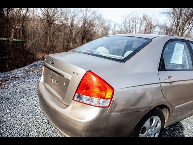 Kia Spectra 2008 price $3,495