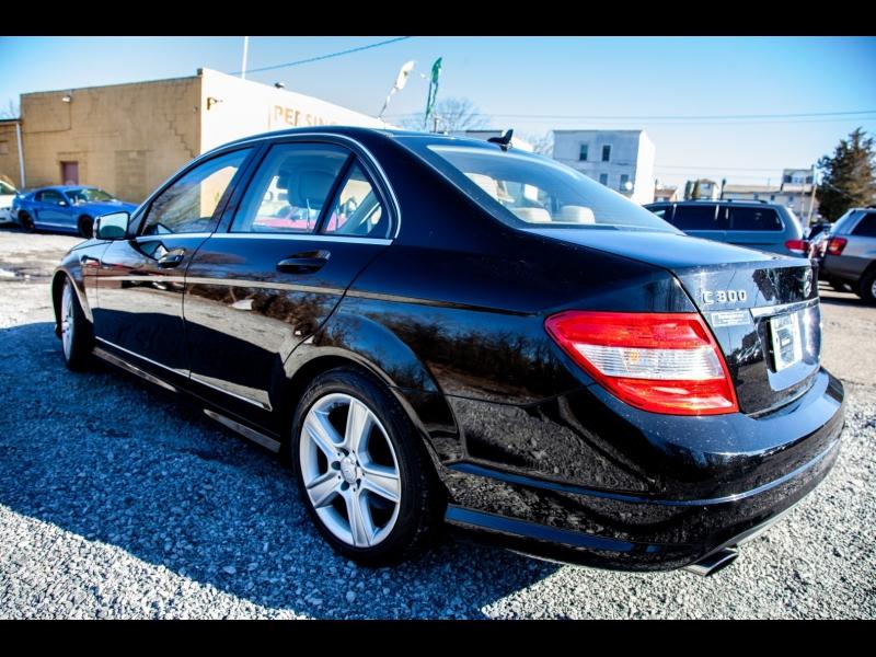 Mercedes-Benz C-Class 2010 price $7,795