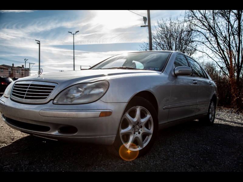 Mercedes-Benz S-Class 2000 price $4,395