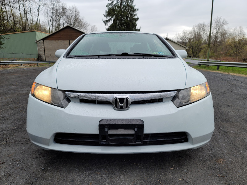 Honda Civic Sdn 2008 price $0