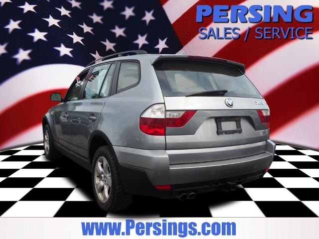 BMW X3 2008 price $5,977