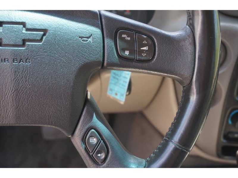 Chevrolet TrailBlazer 2003 price $3,495