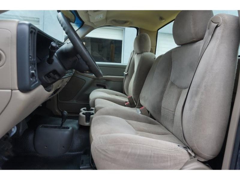 Chevrolet Silverado 1500 2006 price $4,495