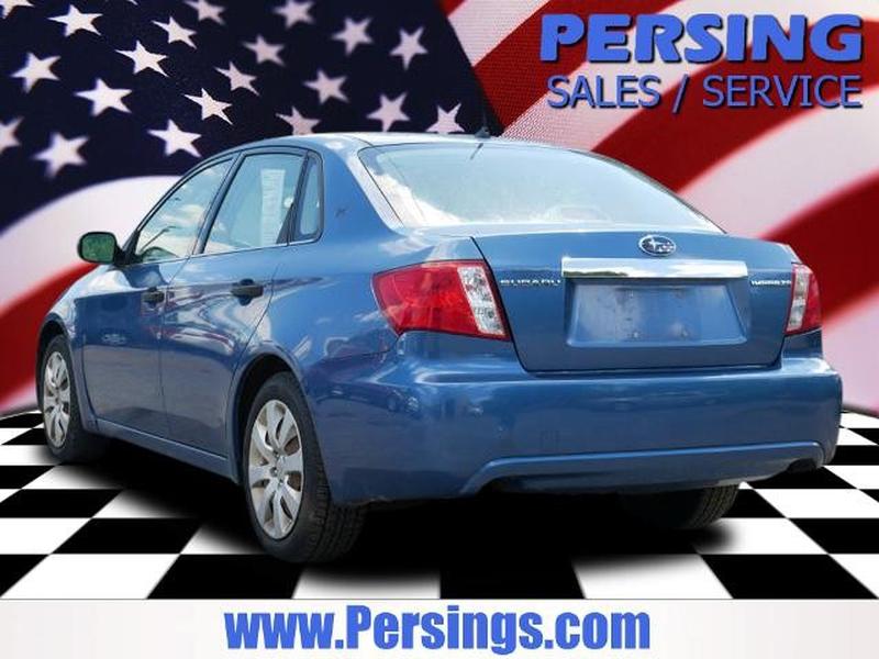 Subaru Impreza 2008 price $3,295