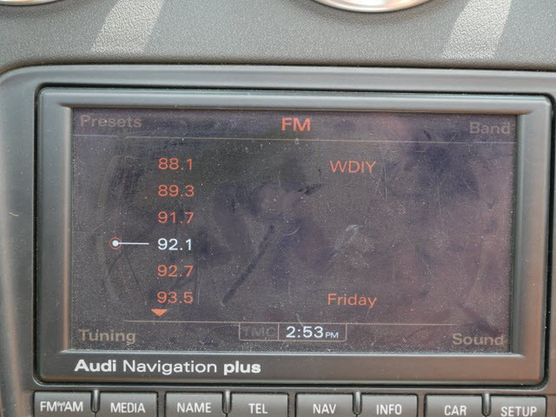 Audi TT 2010 price $10,477