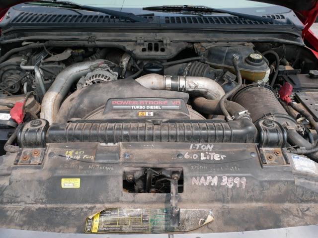 Ford F-350 Super Duty 2004 price $8,477