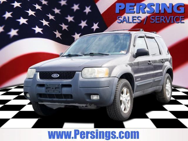 Ford Escape 2002 price $2,977