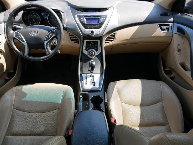 Hyundai Elantra 2012 price $3,877