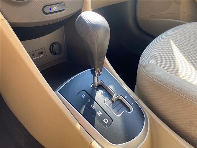Hyundai Accent 2012 price $7,877