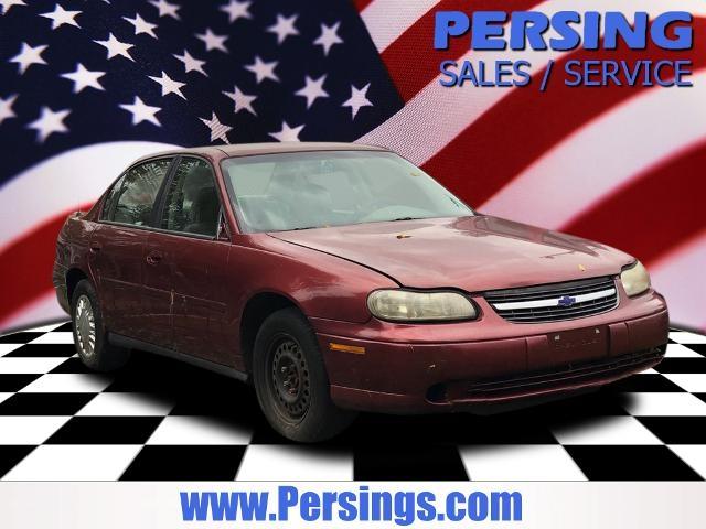 Chevrolet Malibu 2003 price Call for Pricing.