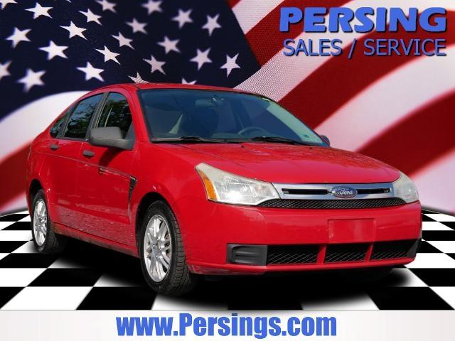 Ford Focus 2008 price $4,977