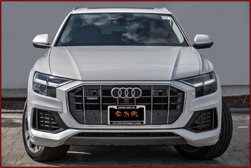 AUDI Q8 2019 price $70,540