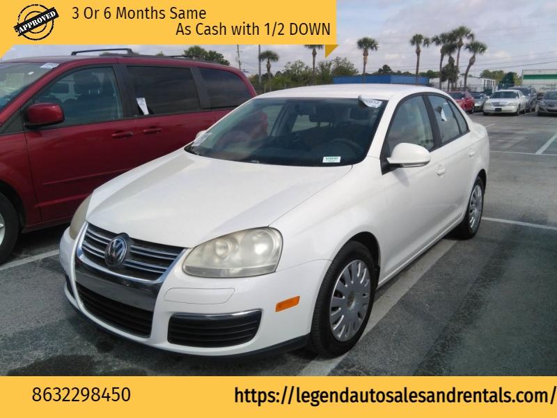 Volkswagen Jetta Sedan 2009 price $3,500