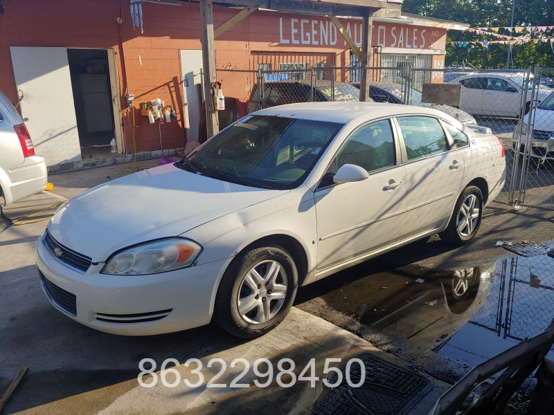 Chevrolet Impala 2006 price $3,200