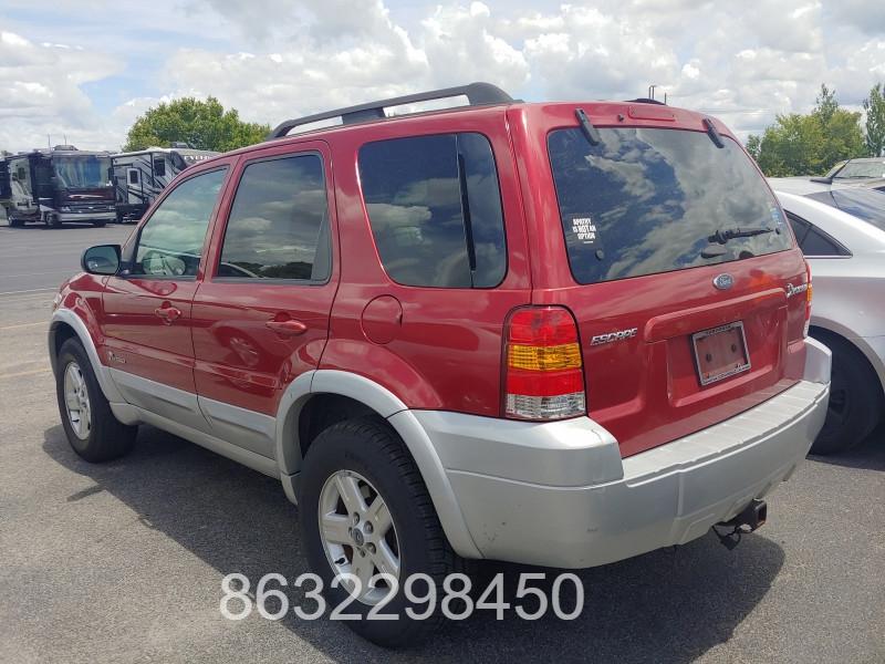 Ford Escape 2007 price $3,499