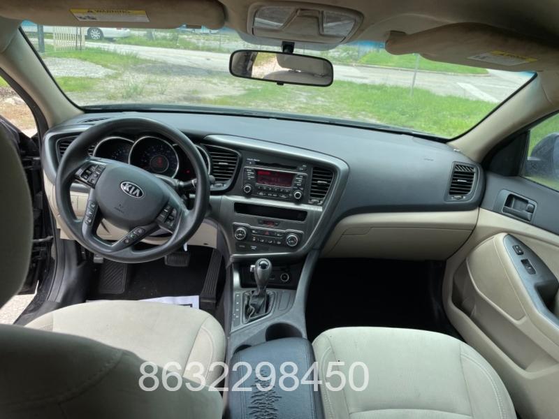 Kia Optima 2013 price $4,999