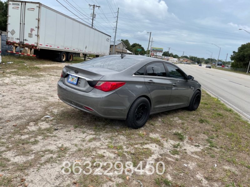 Hyundai Sonata 2011 price $4,500
