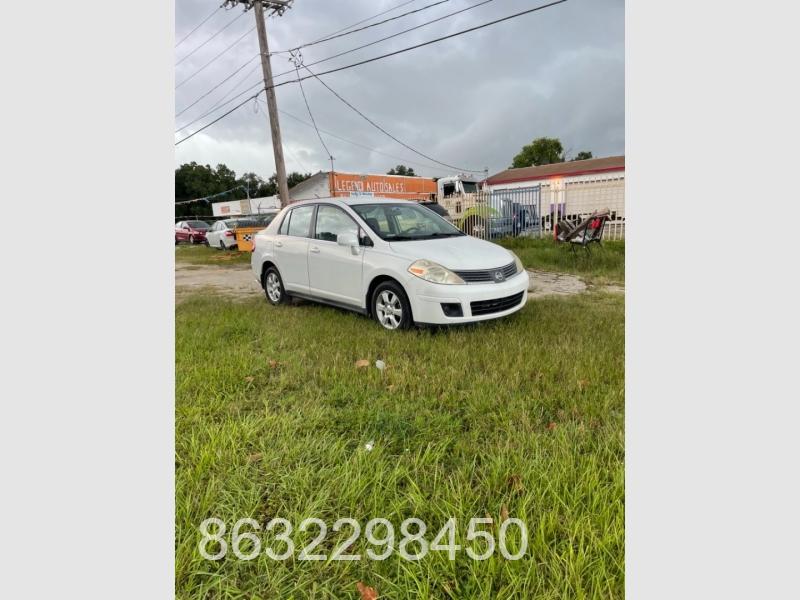 Nissan Versa 2008 price $4,999