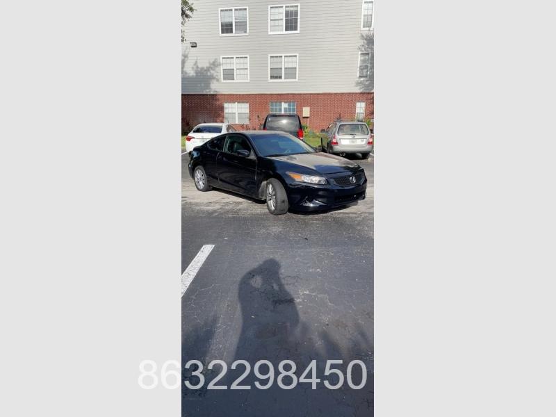 Honda Accord Cpe 2010 price $4,999