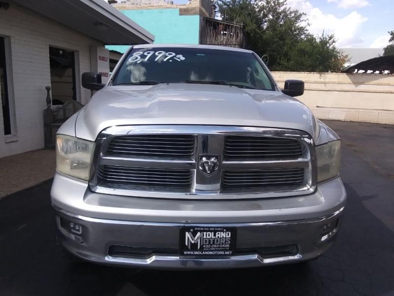 DODGE RAM 1500 2012 price $10,999