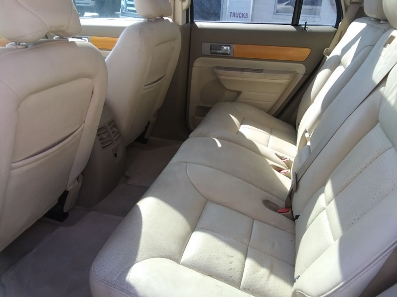 LINCOLN MKX 2007 price $7,999