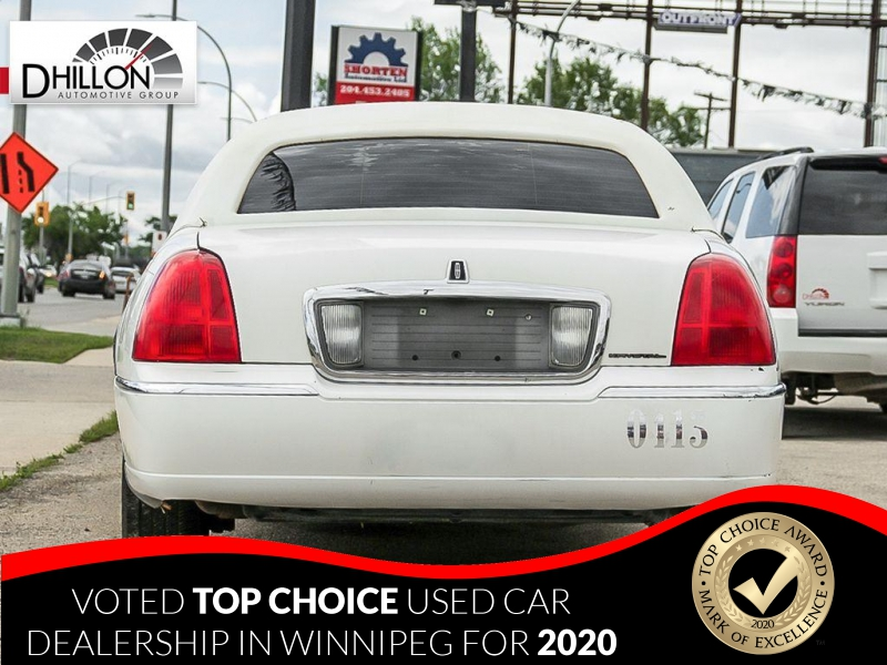 Lincoln Town Car 2004 price $18,970