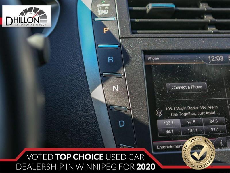 Lincoln MKZ 2016 price $25,890